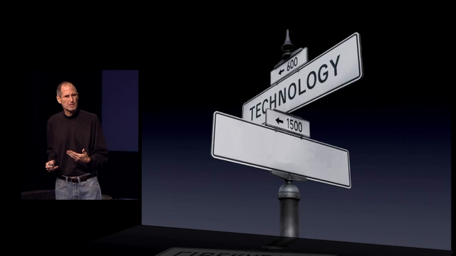 the cross roads of technology minus liberal arts